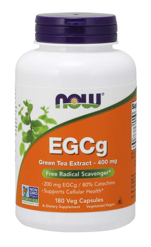 Now EGCG 400mg 0.5