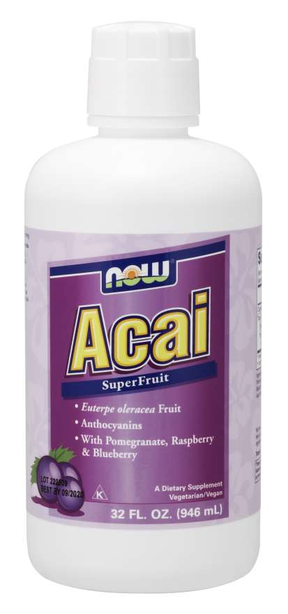 Now Acai Juice Plus
