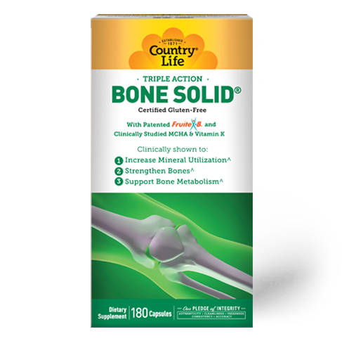Country Life Bone Solid