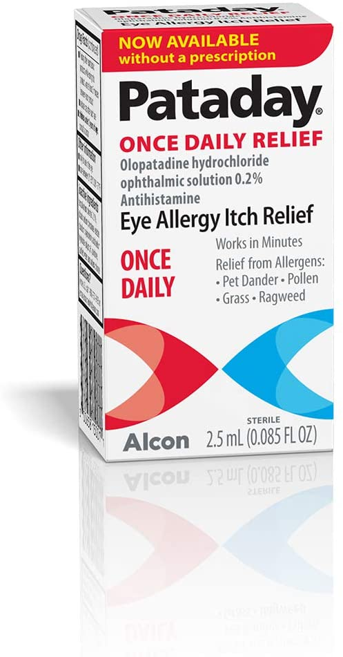 Alcon Pataday Once Daily Relief 0.17 FL Oz