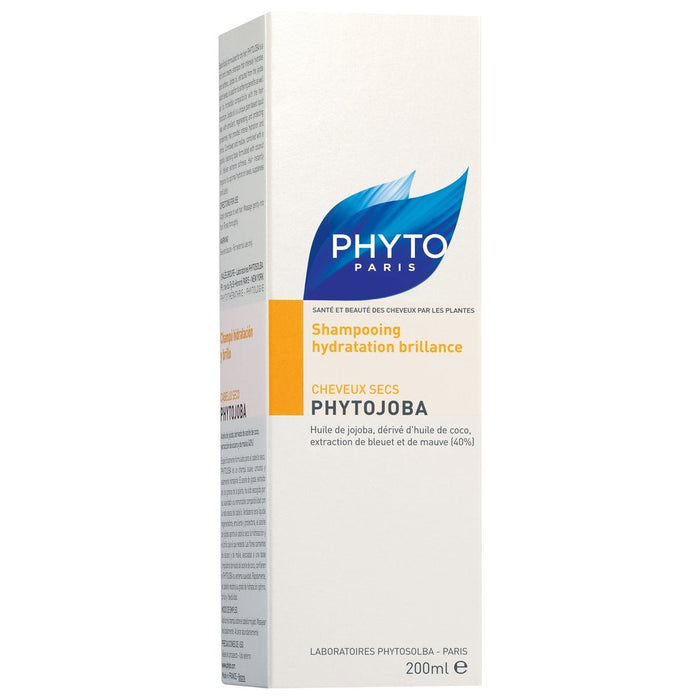 PHYTO PHYTOJOBA Intense Hydration Brilliance Shampoo