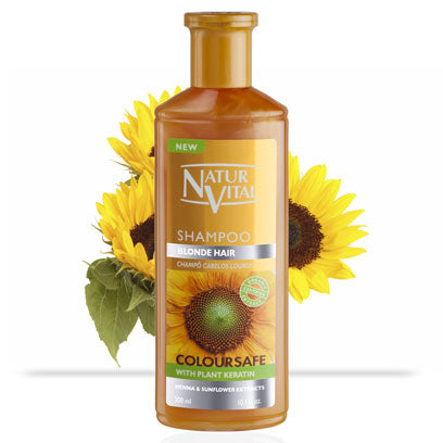 Naturvital-Coloursafe Blond Shampoo