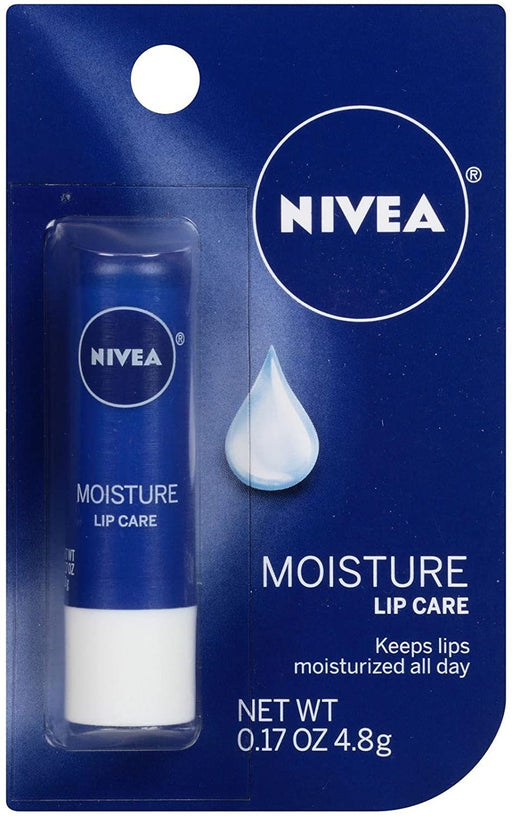 Nivea Lip Care A Kiss of Moisture Lip Care Stick