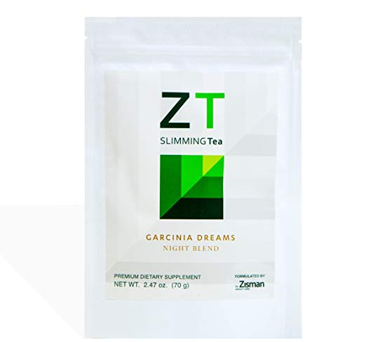 ZT Slimming Tea 30 Day Garcinia Dreams Night Blend by Dr Ariel Zisman