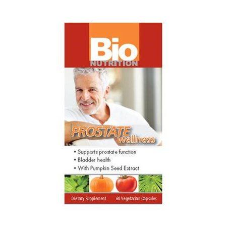 Bio Nutrition Prostate Welness Vegetable Capsules