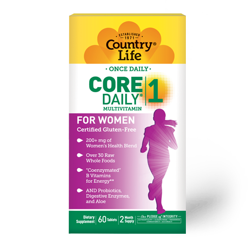 Country Life Core Daily 1 Women