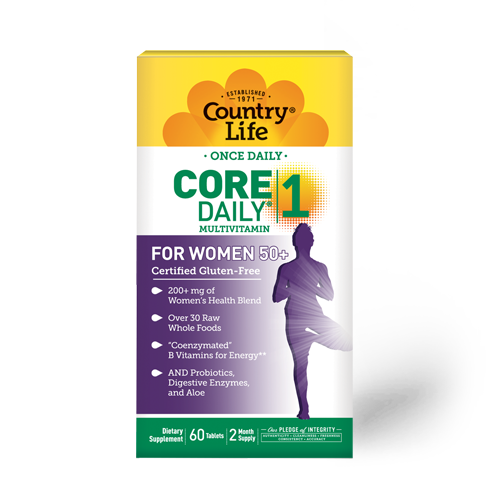 Country Life Core Daily 1 Women 50+