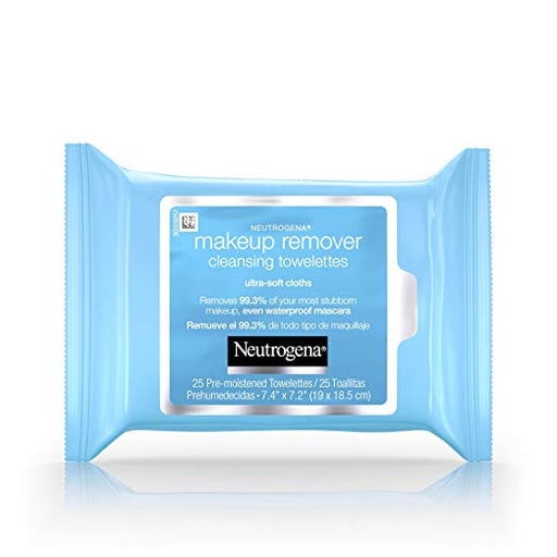 Neutrogena Makeup Remover Cleansing Towelettes, 25 ct.