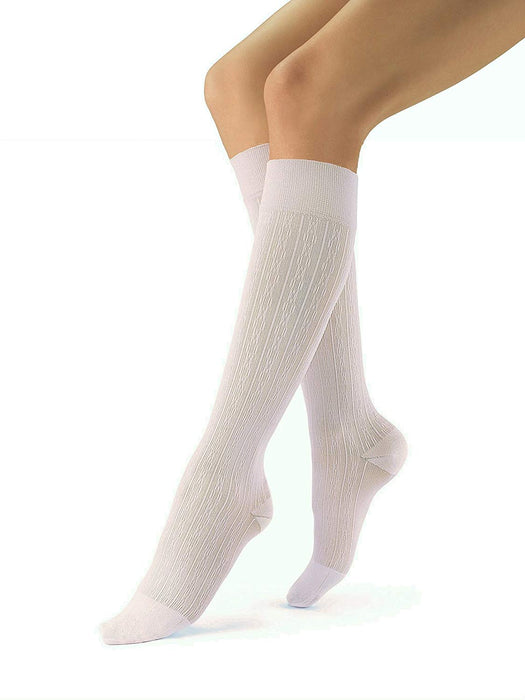 Jobst Sosoft Knee Brocade Closed Toe