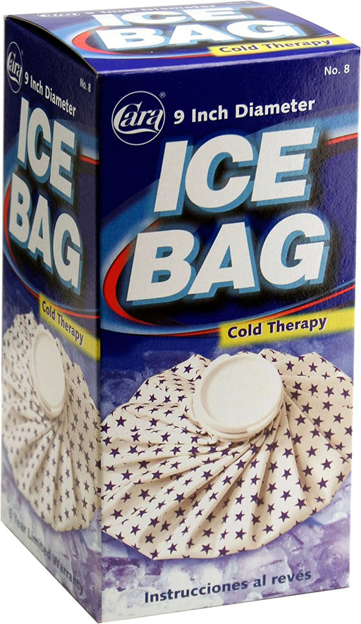 CARA Cold Therapy Ice Bag, 9 Inch