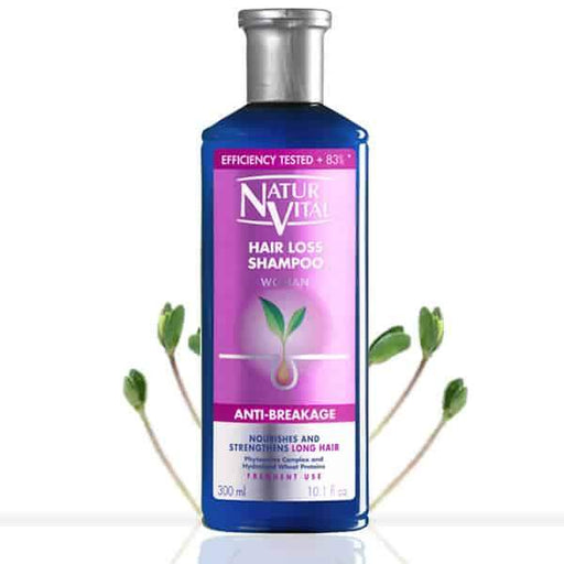 Naturvital-Hair Loss Shampoo Anti Breakage