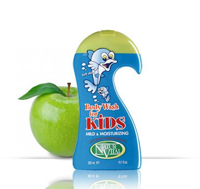 Naturvital-Kids' Shower Gel