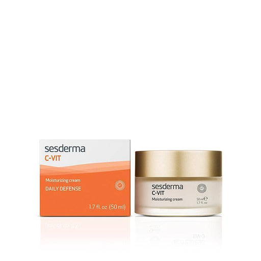 Sesderma C-Vit Moisturizing Facial Cream 50 Ml