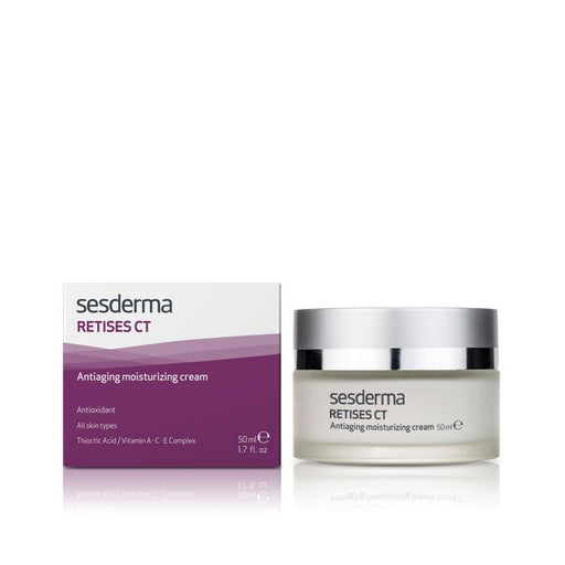 Sesderma Retises Ct Moisturizing Cream 50 Ml.