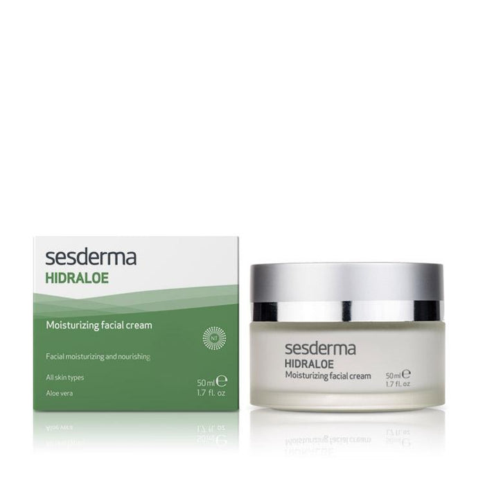 Sesderma Hidraloe Moisturizing Facial Cream 50 Ml.