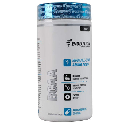 Evolution Advance Nutrition Branched-Chain Amino Acids B.C.A.A