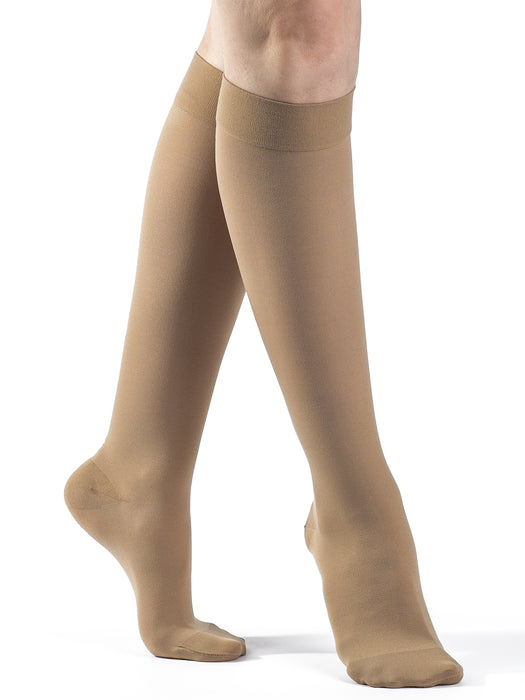 Sigvaris Women's Essential Opaque Calf