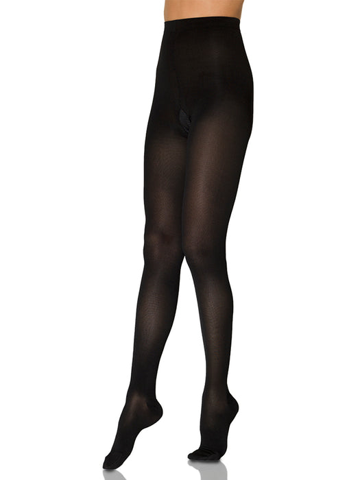 Sigvaris Women's Essential Opaque Pantyhose Plus