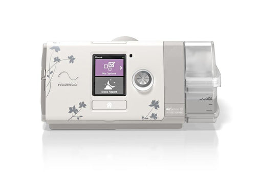 RESMED AIRSENSE 10 AUTOSET FH 37209 WITH HUMIDIFIER