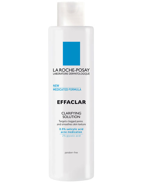 La Roche-Posay Effaclar Clarifying Solution. 6.76FL.OZ
