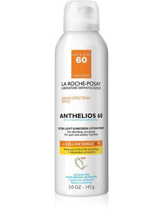 La Roche-Posay Anthelios Spf 60 Spray Sunscreen