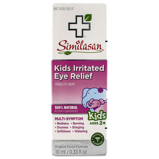 Similasan Kids Irritated Eye Relief 0.33oz