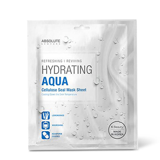 Absolute Hydrating Aqua Cellulose Seal Mask Sheet - 1 Sheet