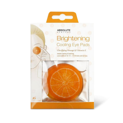 Absolute Cooling Eye Pads - Brightening - Orange