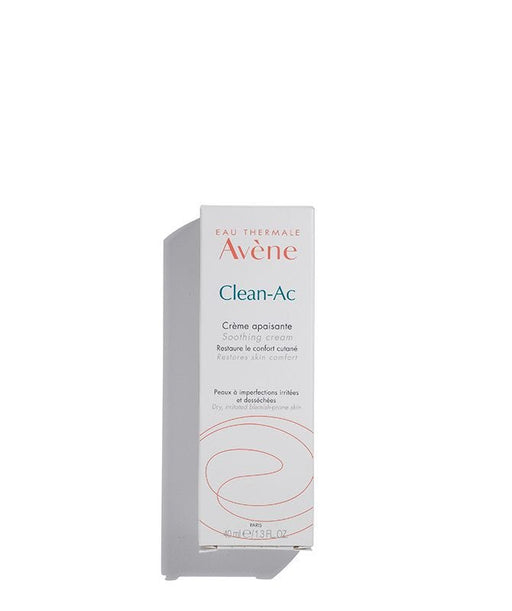 Avene Clean-Ac Soothing Cream. 1.3FL.OZ