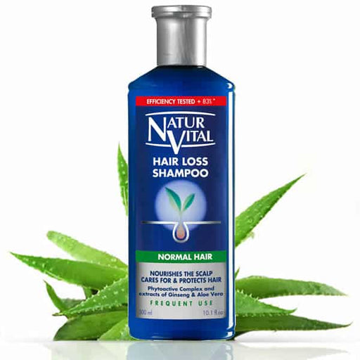 Naturvital-Hair Loss Shampoo Normal Hair