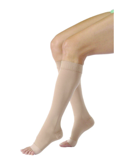 Jobst Relief Knee Silicone Open Toe