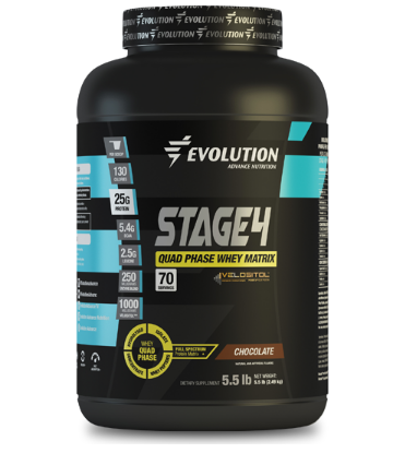 Evolution Advance Nutrition Stage 4 - 5,5 LBS, Chocolate
