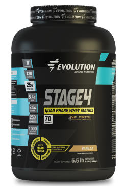Evolution Advance Nutrition Stage 4 - 5,5 LBS, Vainilla