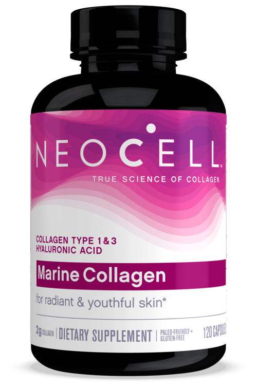 Neocell Marine Collagen 2g 120 Capsules
