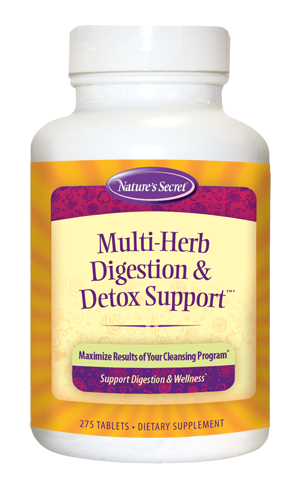 Irwin Naturals Multi-Herb Digestion & Detox Support
