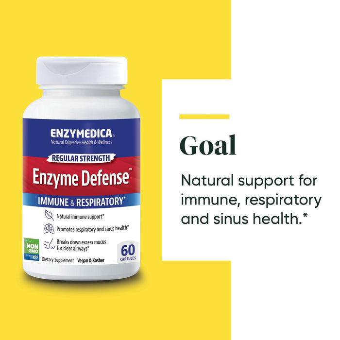 Enzymedica Enzyme Defense Capsules