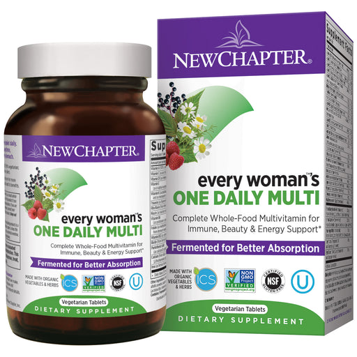 New Chapter Every Woman Women's Multivitamin