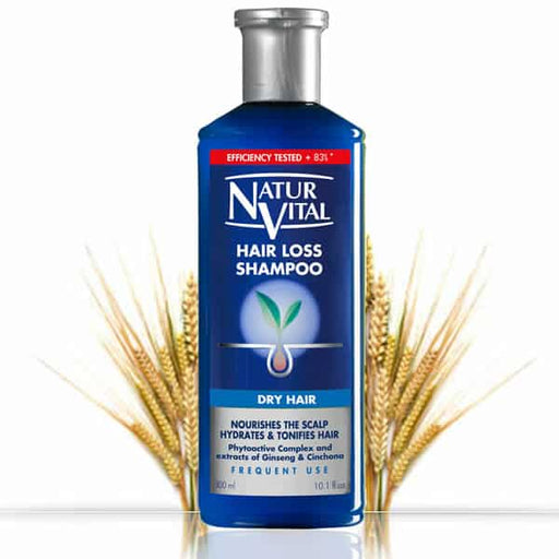 Naturvital-Hair Loss Shampoo Dry Hair