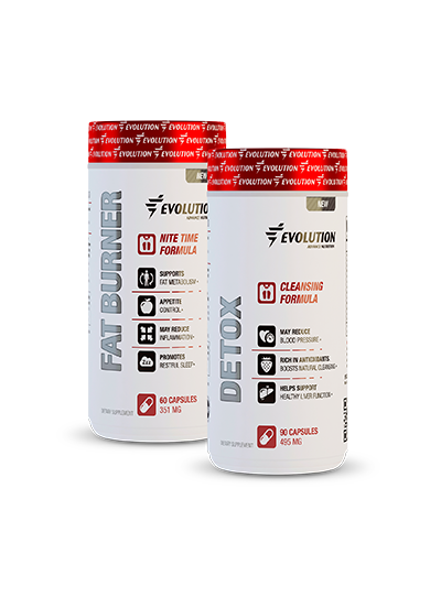 Evolution Advance Nutrition Detox Stack