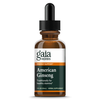 Gaia Herbs Ginseng Root American