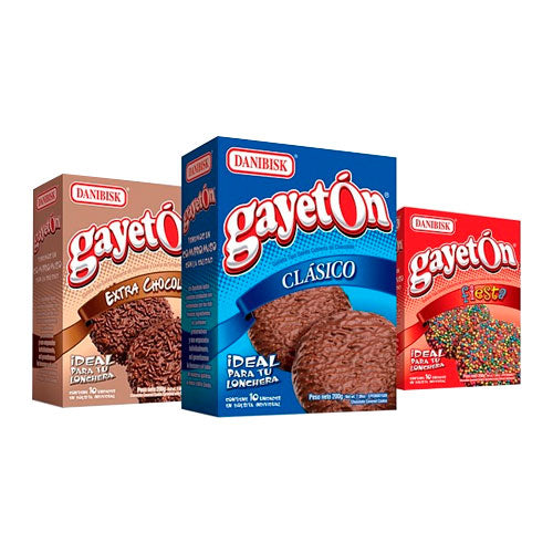 Danibisk Gayeton  - Chocolate covered cookies From Venezuela