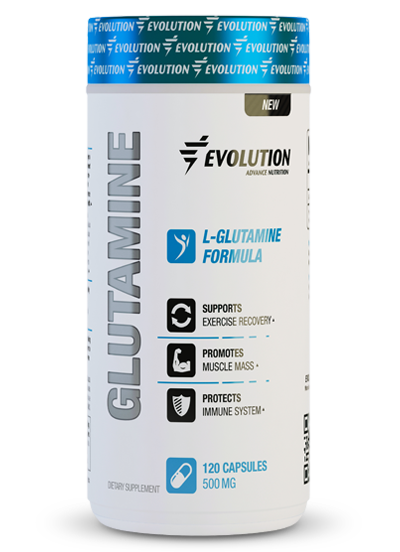 Evolution Advance Nutrition Glutamine