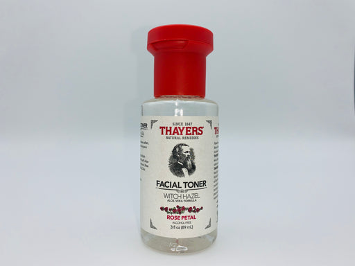 THAYERS ROSE PETAL WITCH HAZEL 3OZ