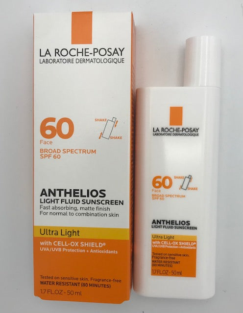 La Roche-Posay Anthelios Ultra Light Spf 60 Sunscreen