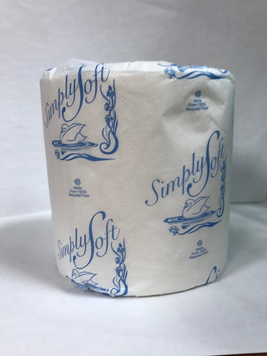 Simply Soft Toilet Paper Roll