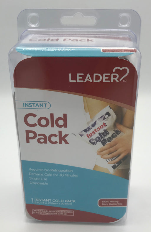 Leader Instant Cold Pack