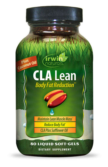 Irwin Naturals C.L.A. Lean Body Fat Reduction