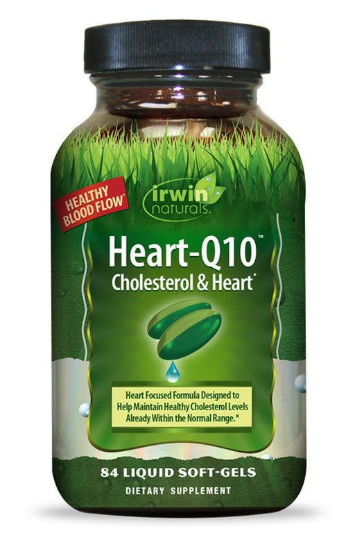 Irwin Naturals Complete Heart & Cholesterol Health