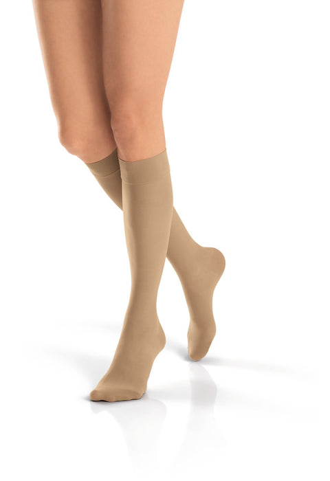 JOBST Ultrasheer Stockings Knee Closed Toe Petite
