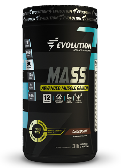 Evolution Advance Nutrition Mass Chocolate